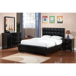 Maxwell Leather Bed