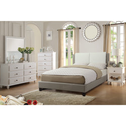 Lorenzo Panel Bed