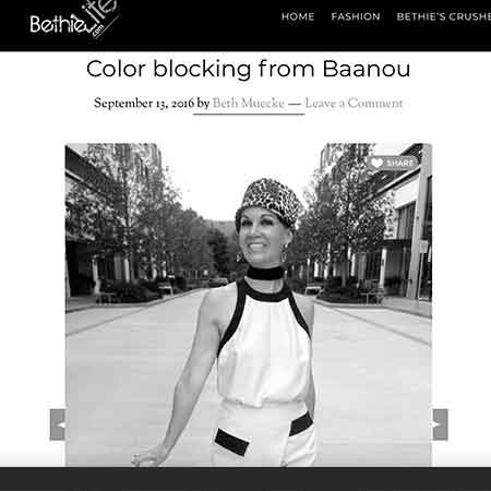 Bethielife: Colorblocking