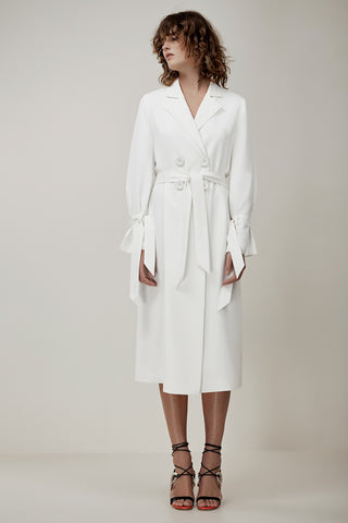 C/MEO Unstoppable Trench Ivory