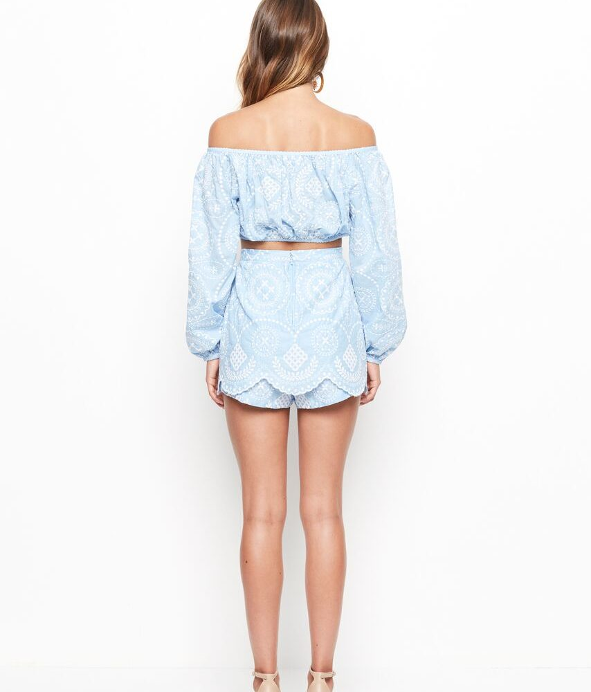 Alice McCall Anywhere Top Sky