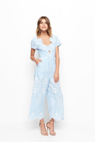 Alice McCall Crave You Jumpsuit Sky