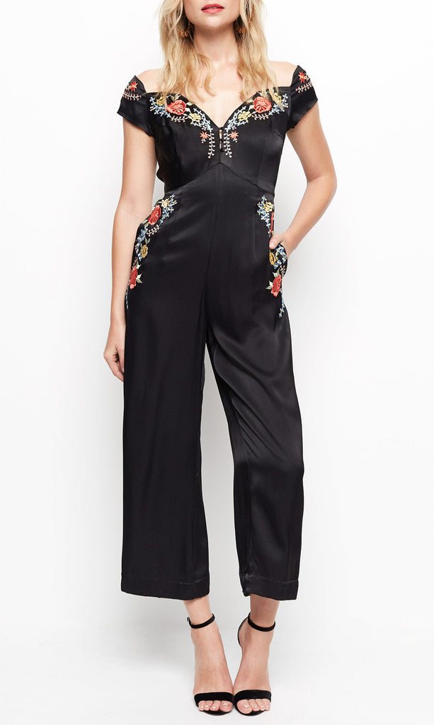 Alice McCall Distant Sky Jumpsuit Frida Floral