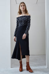 C/MEO No Response Skirt Black