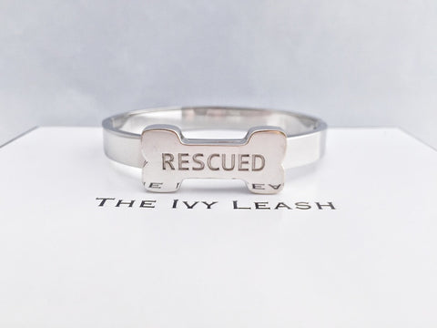 Ivy Leash Rescued Bracelet