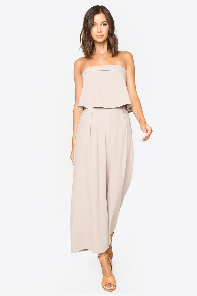 Shiloh Scalloped Jumpsuit