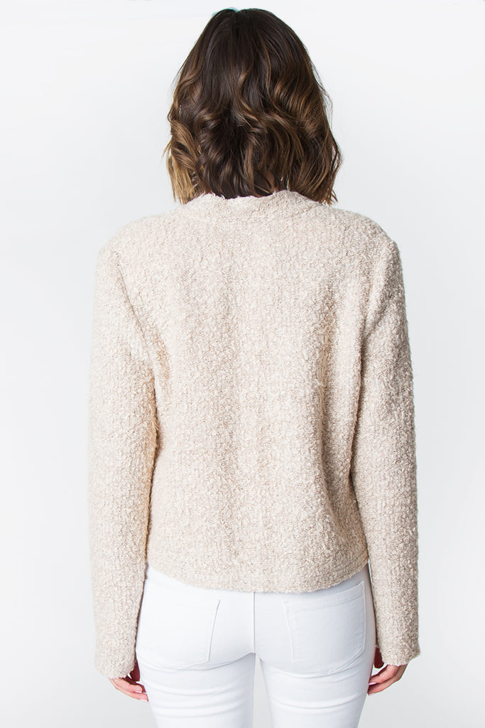 Lambert Ivory Tweed Jacket