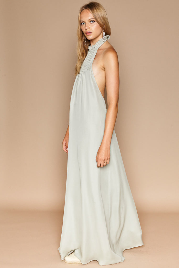 Stone Cold Fox Emilia Gown Capri Blue