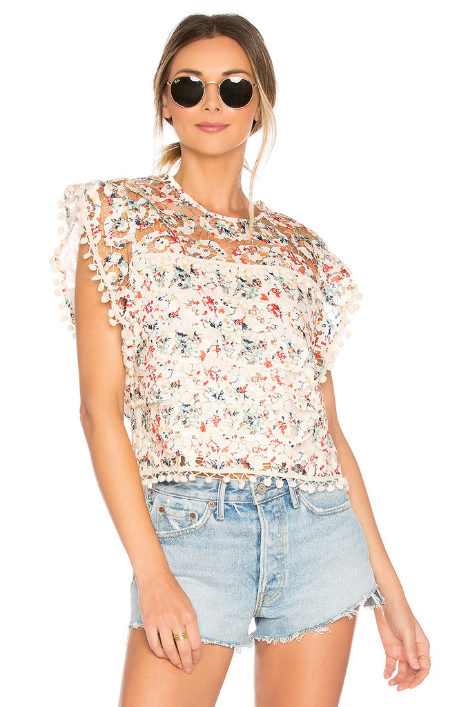 Tularosa Kennedy Top Rainbow Lace