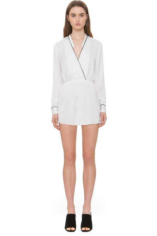 The Fifth Abstraction Playsuit