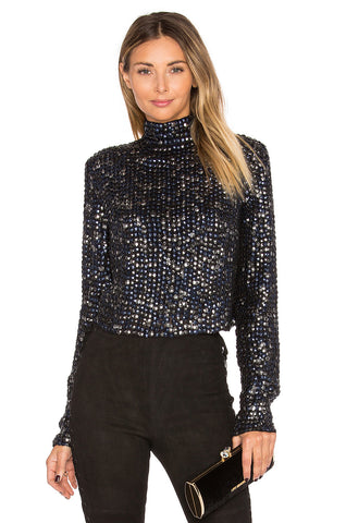 MLV Aurora Embellished Top