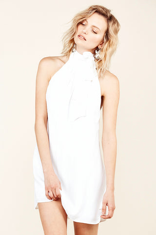 Stone Cold Fox Ava Dress White
