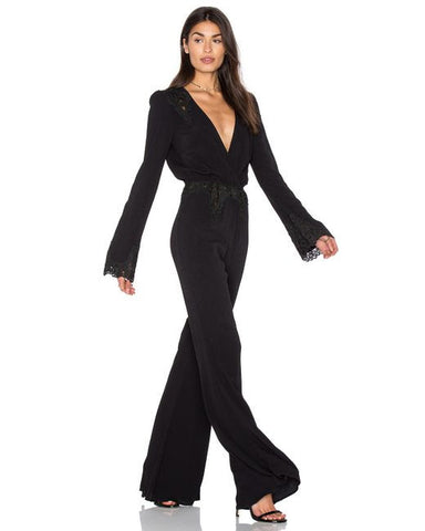 Stone Cold Fox Bella Jumpsuit Black