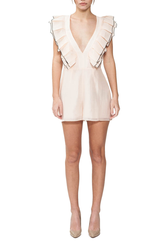 Keepsake Remind Me Playsuit Blush