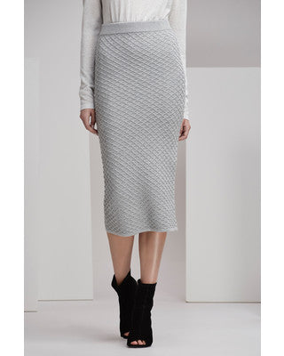 Finders Keepers Cecil Knit Skirt