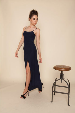 Stone Cold Fox Christy Gown Navy