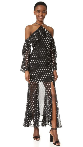 Keepsake Don't Wait Maxi Dress