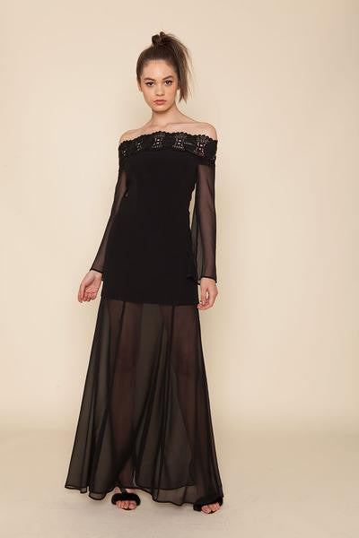 Stone Cold Fox Irina Gown