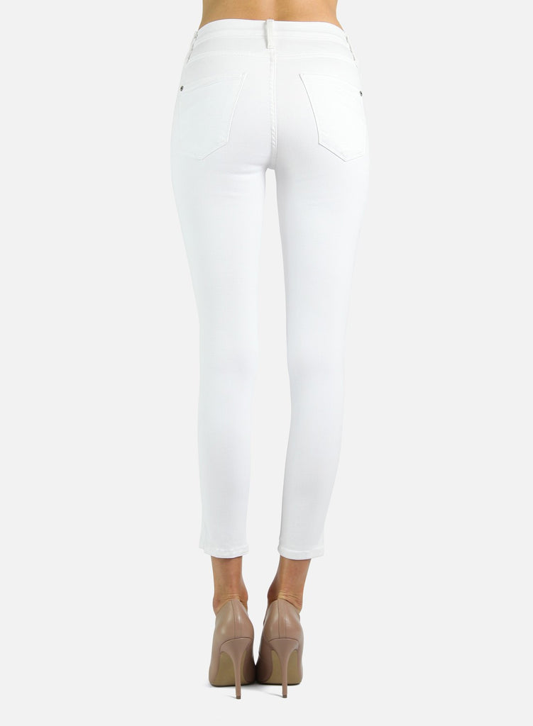 James Jeans J Twiggy White Clean