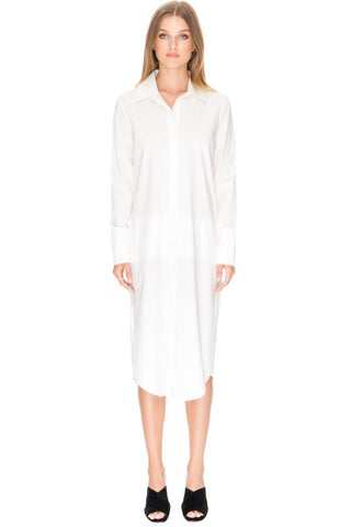Finders Keepers Renzo Shirt Dress