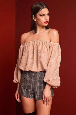 Stone Cold Fox Rumi Blouse