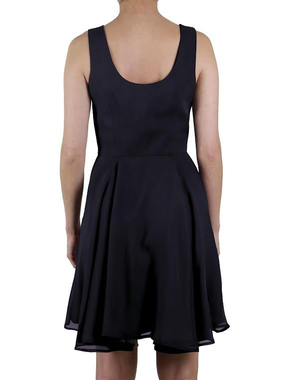 Haute Holly Shellie Dress Black