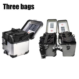 BMW 1200GS & 800GS Luggage boxes