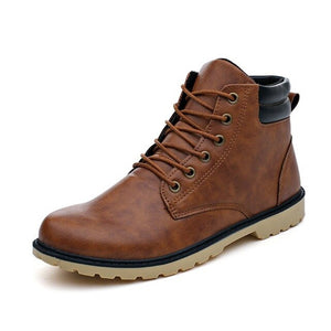 Leather Boot - Free Shipping & 10% Rebate
