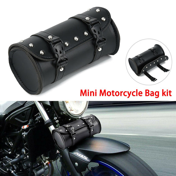 Front Fork Tool Bag For Harley Sportster & Dyna Softail