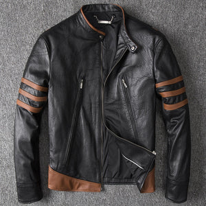 Wolverine Leather Jacket - Free delivery