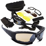 Military style windproof glasses for motorcycles - Free shipping