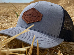 Henderson Farms Meshback Hat