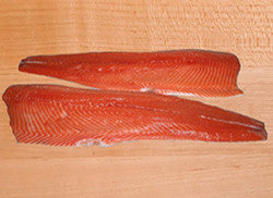 Salmon - Fresh Filet