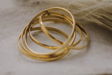 Load image into Gallery viewer, Sisterhood Gold Bangles