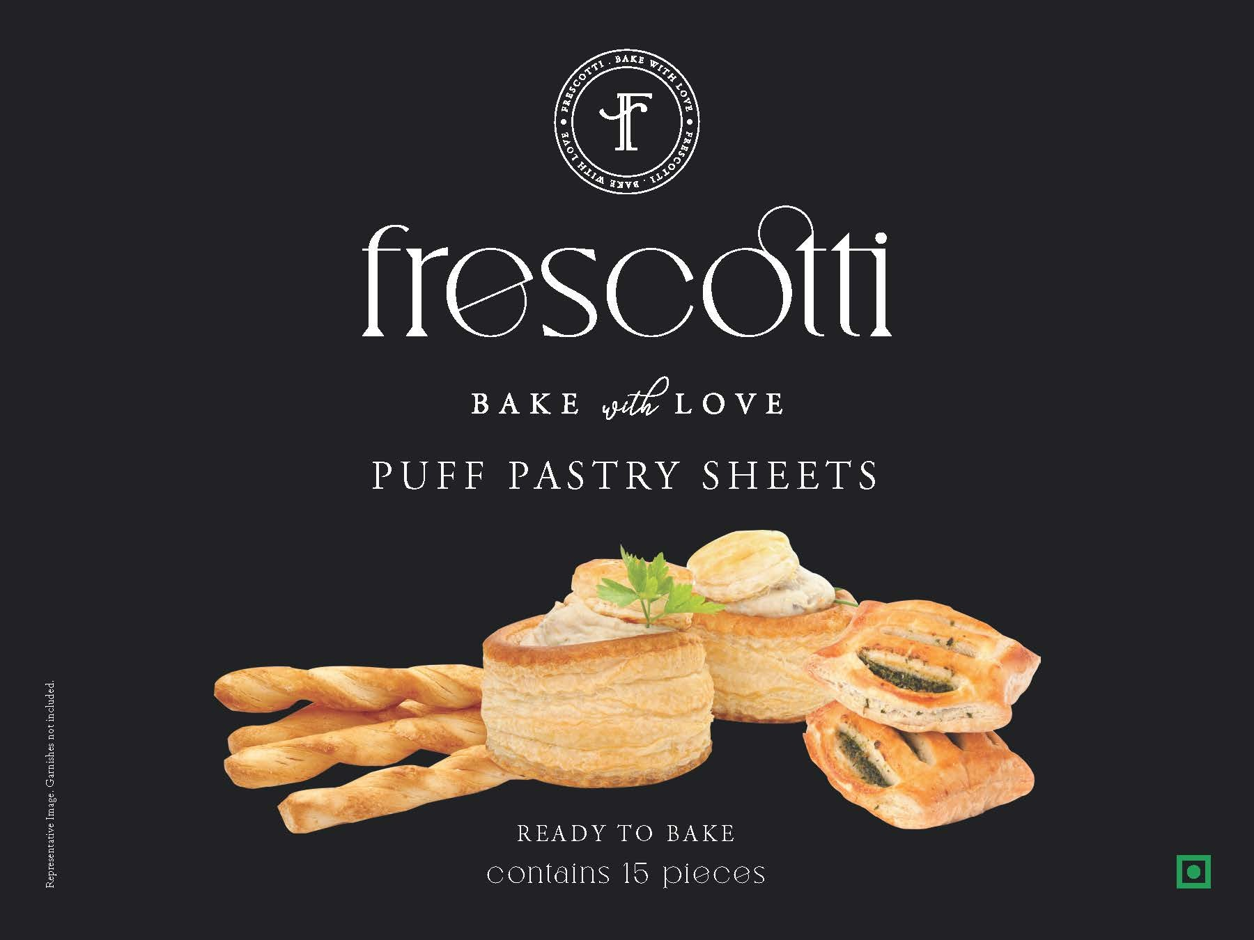 Classic Puff Pastry Sheet