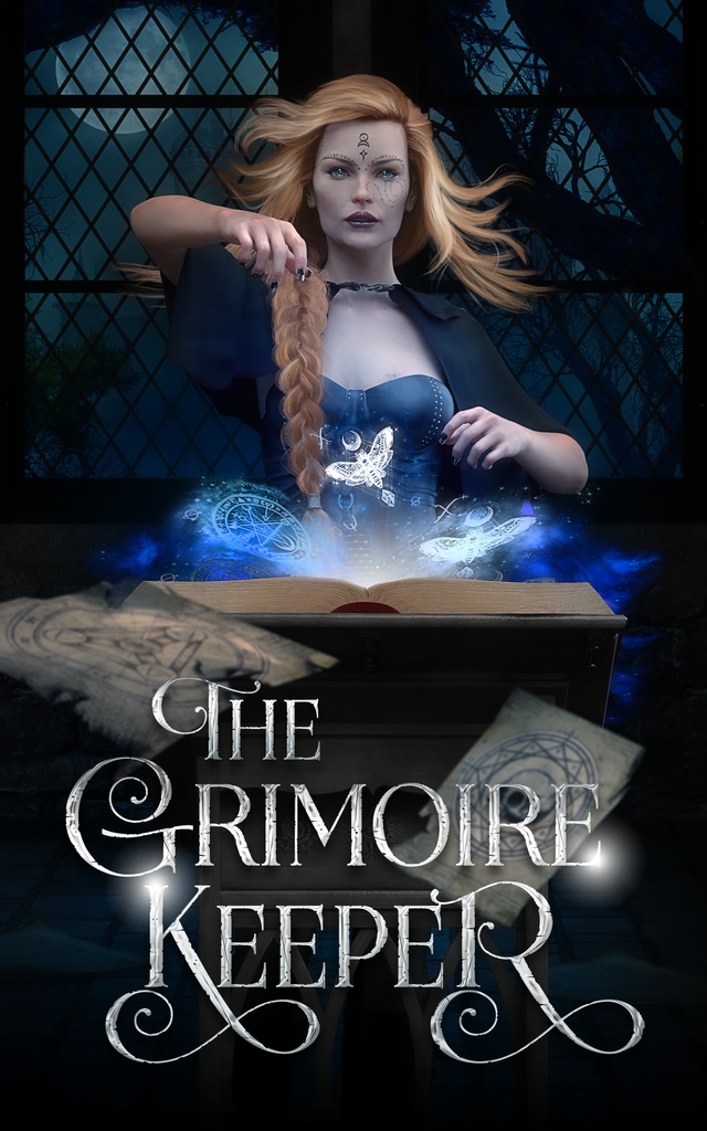 The Grimoire Keeper