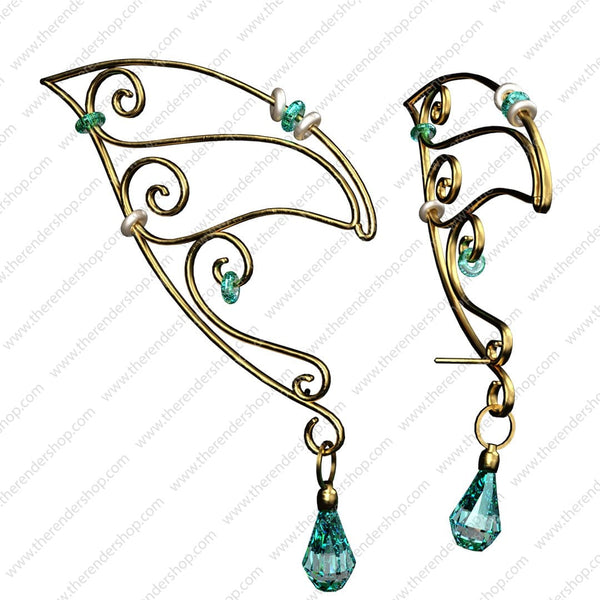 Elf Earrings - 1