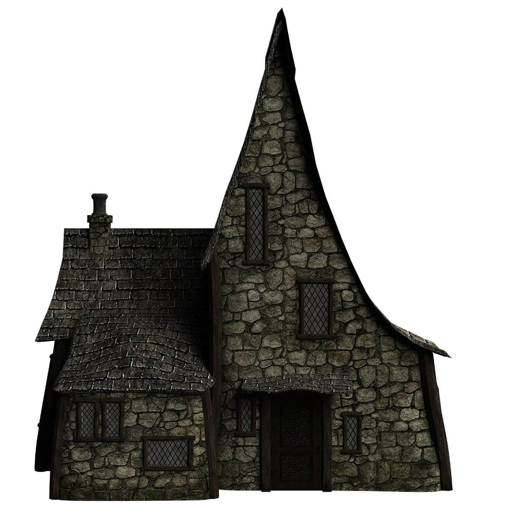 Witch's Stone House