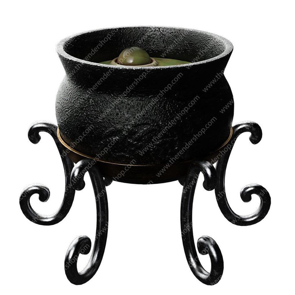 Cauldron with Goop