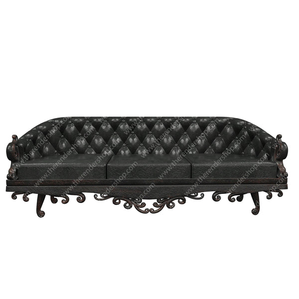 Gothic Couch
