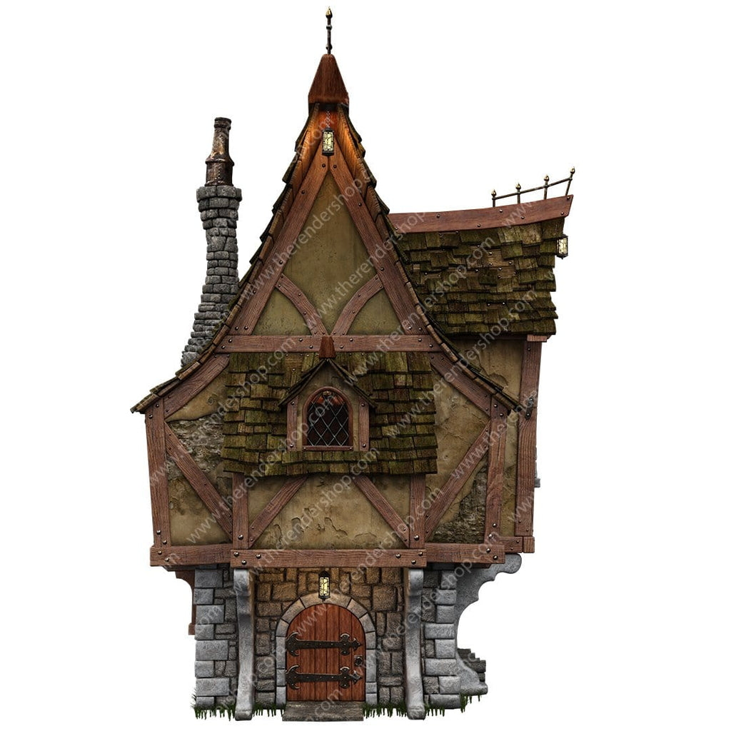 Old Witch's House