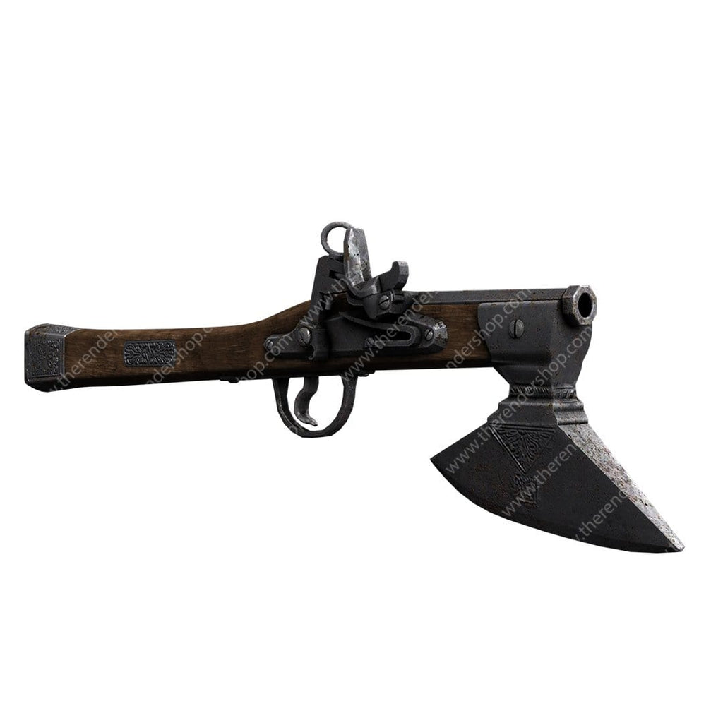 Pirate Axe