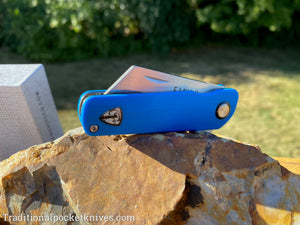 Finch Runtly G-10 Military Blue
