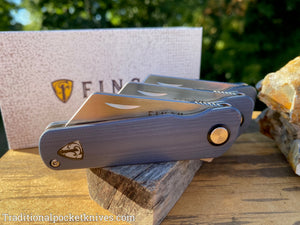 Finch Runtly G-10 Smokey Gray