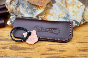 Great Eastern Cutlery Urban Jack Leather Knife Sleeve