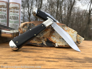 Great Eastern Cutlery #976119 Northfield UN-X-LD Allegheny Gabon Ebony