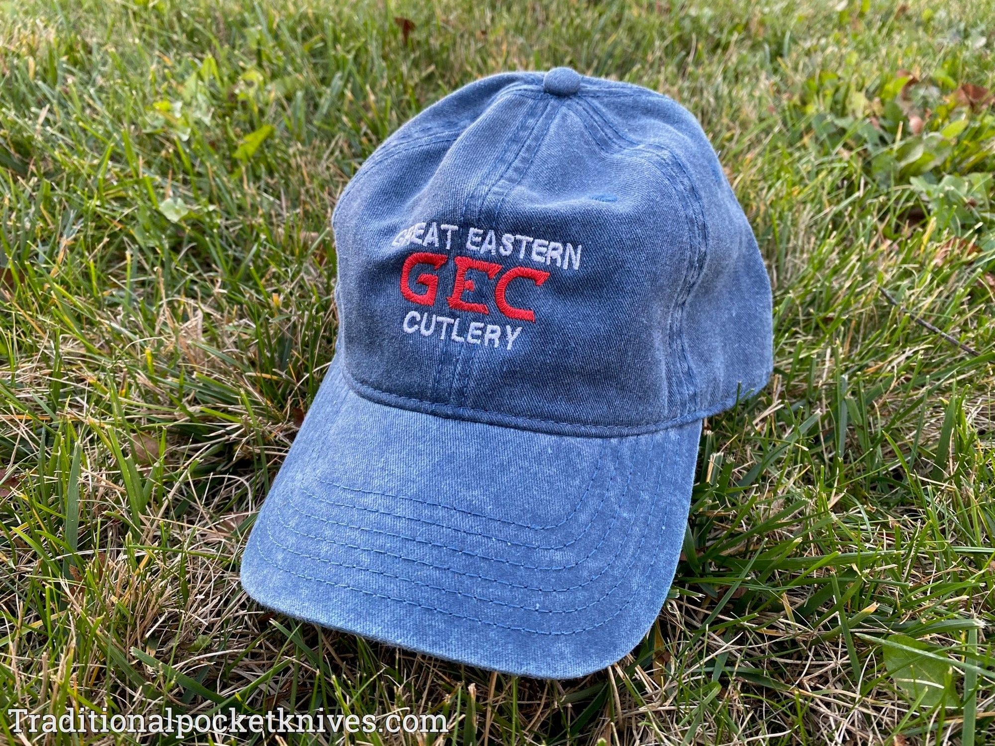 Great Eastern Cutlery Logo Hat Blue