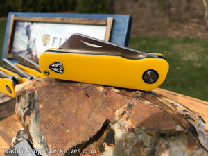Finch Runtly G-10 Yellow Belly