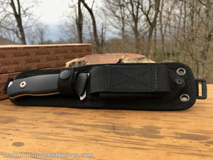 LionSteel M5 Fixed Blade Black G-10 (M5G10)