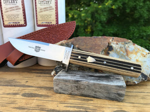 Great Eastern Cutlery #H40119 Hunter Woodland Muslin w/ Sheath
